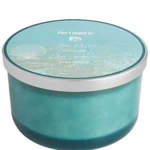 Pier 1 Sea Air 3 wick candle